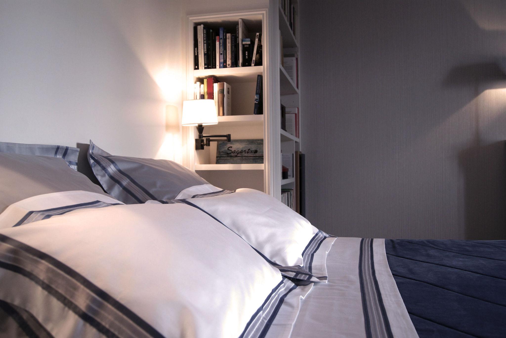 Suite parentale - Tête de lit et rangements