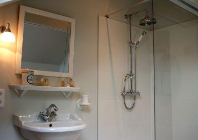 Petite salle de bains - Puits de lumière