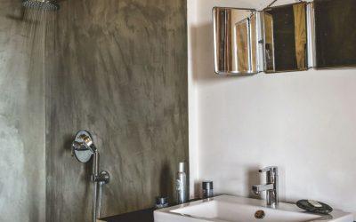 Salle de bain esprit Sud